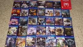Juegos de play station 4 ( PS4),( PS3 )originales !