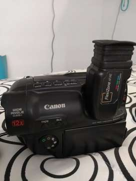 Vendo cámara filmadora Canon ES600