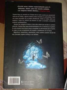 """Libro """" el bazar de los malos sueños"""""""