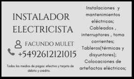 Instalador-electricista