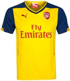 Camiseta Original Alternativa Arsenal 2015