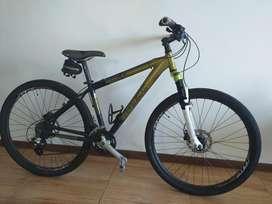Bicicleta Trek.
