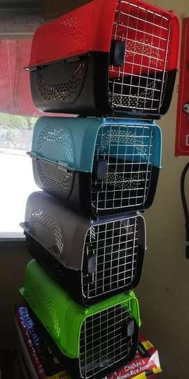 Kennels jaula mascotas gatos perros mini
