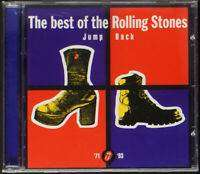 vendo cd rolling stones jump back