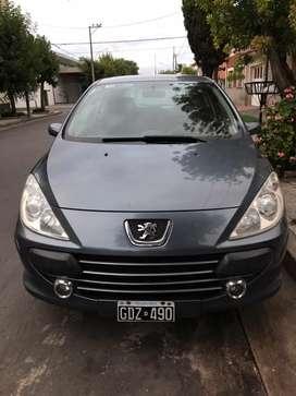 Vendo Peugeot 307 xs 1.6 16v año 2007.