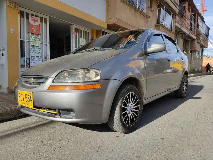 Vendo/Permuto por automóvil de mayor valor , Chevrolet Aveo Family Modelo 2011 , Muy buen Estado , Motor 1.500cc 0