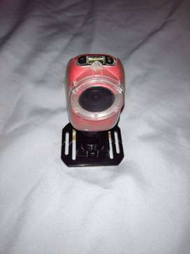 Camara EGO LIQUID IMAGE 727, Como nueva, resistente a agua.