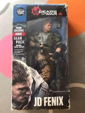 Muñeco Gears of War 4 de colección  JD Fenix