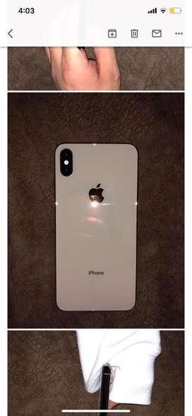 Vendo iphone XS MAX- 256 Gb