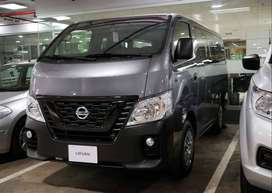 NISSAN URVAN MICROBUS DX T-BAJO 15AS