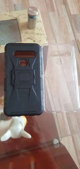 Protector LG g8s  thinq
