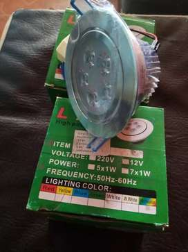 Lámparas led nuevas precio 20.000 cada una