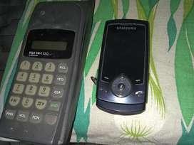 Antiguos celulares
