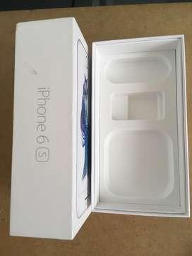Caja Vacia iPhone 6s y 6