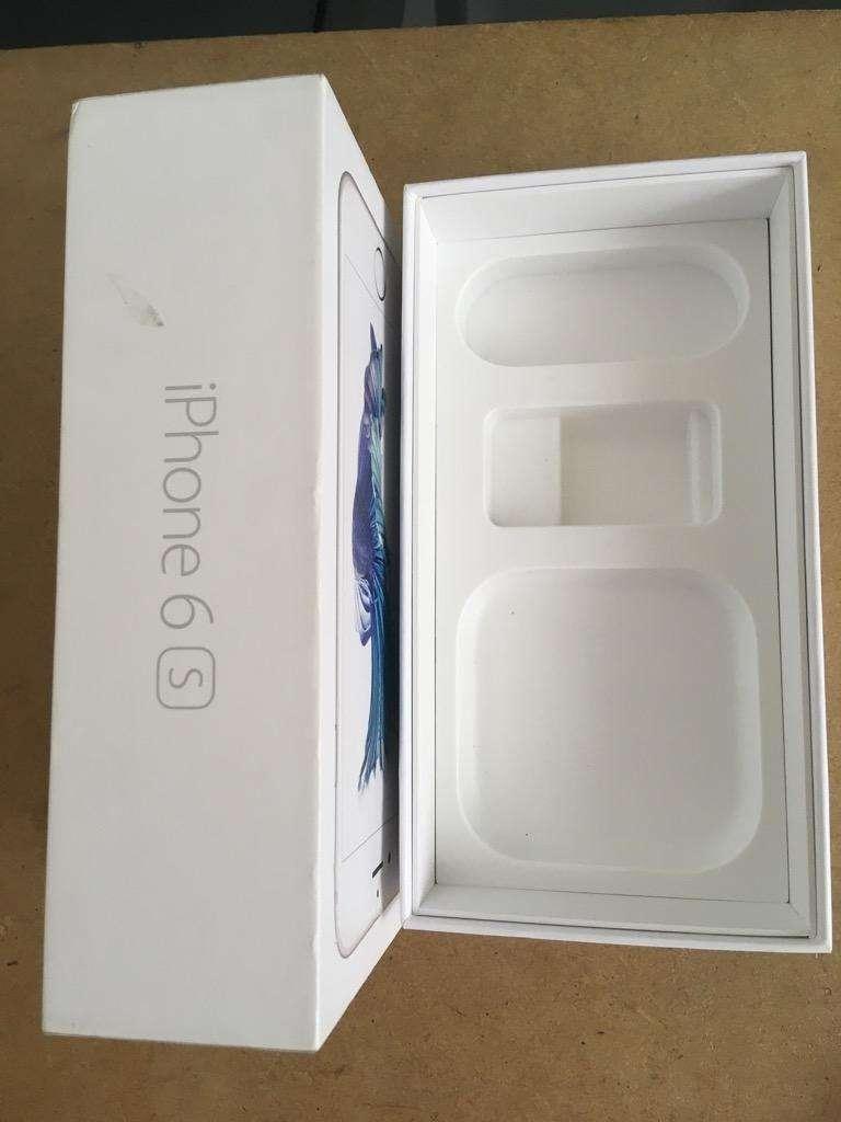 Caja Vacia iPhone 6s y 6 0