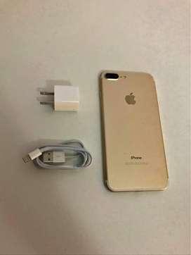 IPHONE 7 plus libre de iCloud
