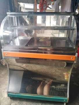 Se vende vitrina de calefacción