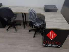 Escritorios,sillas, mesas de juntas