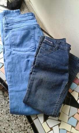 Calzas Pantalones Pescadores