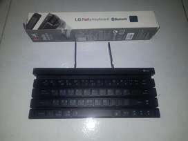 Teclado LG Bluetooth Rolly Lg Kbb-700