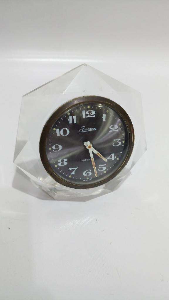 Reloj Jawaco Aleman Antiguo de Mesa