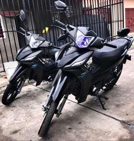 Vendo moto ADVANCE R
