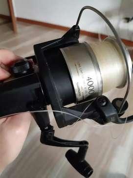 Carrete de pesca chimano 4000