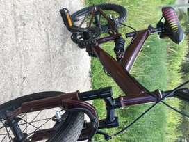 Se vende bicicleta GTX aro #16