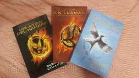 Libros Los Juegos del Hambre - Suzanne Collins