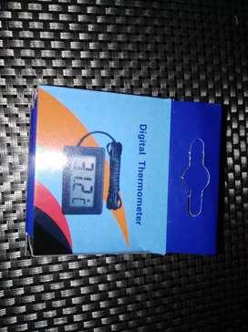 Termómetro digital temperaturas negocio *incluye pilas*