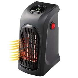 Gratis Envio Calentador de Ambiente Handy Heater Original Pared