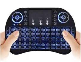 Teclados para televisores smart TV, control , mouse, bluetooth