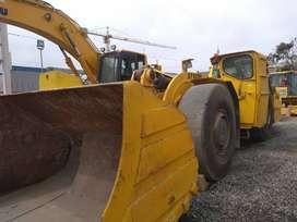 CARGADOR SCOOP ATLAS COPCO ST1030 2012