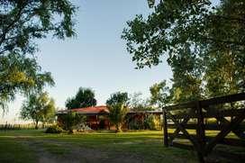Alquiler Casa de campo, con quincho y pileta.