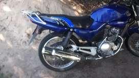 Ybr  125 brasilero 2009
