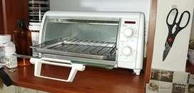 Vendo horno tostador