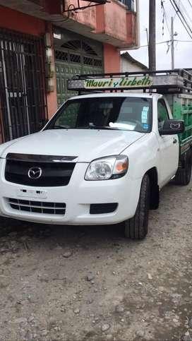 Vendo camioneta Mazda 2009
