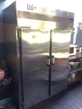 Nevera Refrigerador Congelador industrial