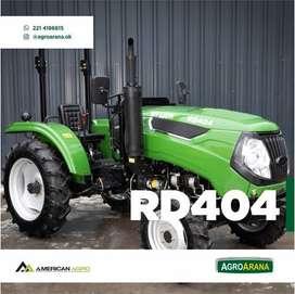 Tractor Agrícola 404