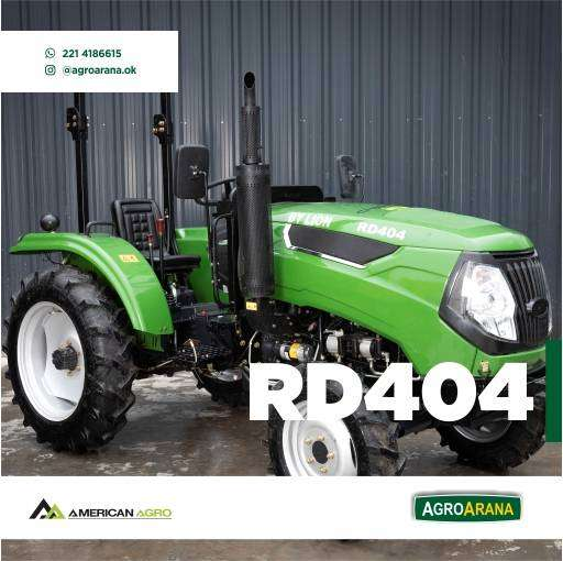 Tractor Agrícola 404 0