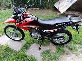VENDO PERMUTO HONDA XR 150 RALLY NUEVA