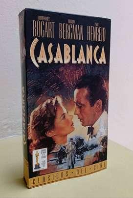 Cinta VHS , Casablanca , Original