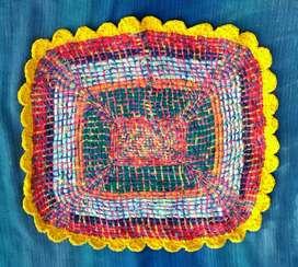 Alfombra Totora Multicolor