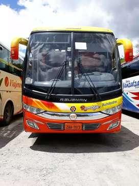 Venta Bus Transporte Nambija