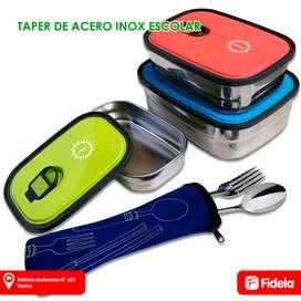 TAPER DE ACERO