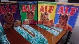 ALF Temporadas 1-4 DVD