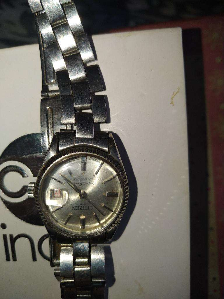 Reloj Citizen Automático 0