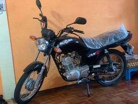 Moto Suzuki GD 115