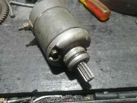 Motor de arranque dr350 original en bien estado