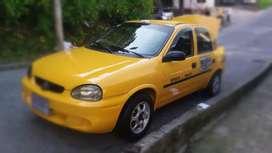 Taxi con cupo
